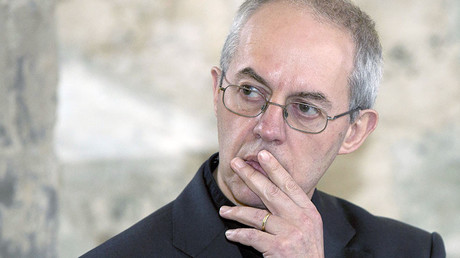 The Archbishop of Canterbury Justin Welby. © Neil Hal