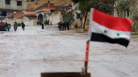 Red Cross disputes Bild claims starving Madaya residents are 'pro-govt actors'