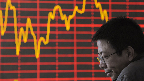 China's stock market tsar offers resignation - media