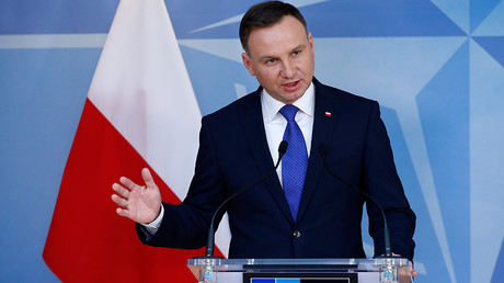 Poland could soon be home to 'more NATO ... than ever', Stoltenberg says