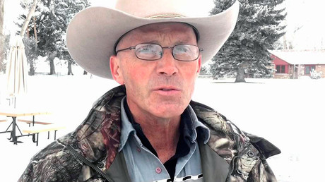 'Anonymous' video demands justice for killed rancher LaVoy, publication of FBI agents' IDs