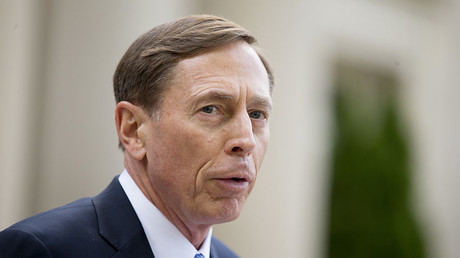 Losing a star: Disgraced Gen. Petraeus facing retroactive demotion for leaking state secrets