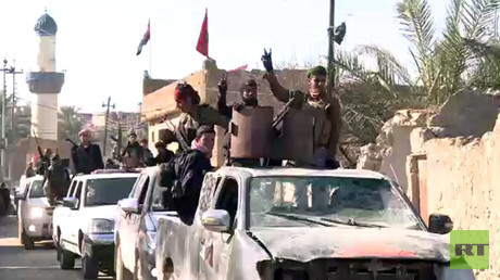 Unassailable fortress: Iraqi town survives 1.5 years under ISIS siege