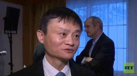 Don't worry about China says Alibaba's Jack Ma