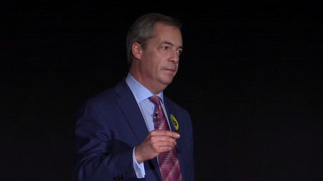 UKIP leader Farage launches cross-party Brexit platform (VIDEO)