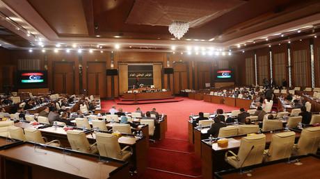 Libya's parliament votes to reject UN-backed unity govt