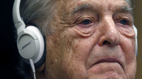 China warns George Soros: Don't go to 'war' against our currency