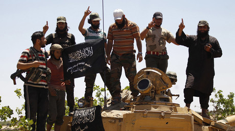 'Waiting in the wings': Syrian branch of Al-Qaeda is greater threat than ISIS, report claims