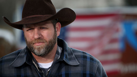 Ammon Bundy. © Justin Sullivan / Getty Images / AFP