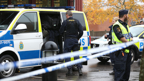 Swedish refugee center workers attacked by underage weapon-wielding residents