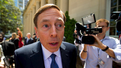 No more punishment for disgraced Gen. Petraeus, CIA chief who leaked state secrets