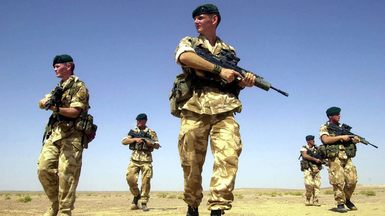 Scramble for Africa? UK troops set for Libya as Sudan deployment begins