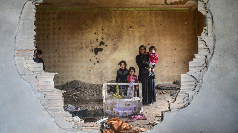 'Turkish Kurds trapped in Cizre victims of brutal state terror'