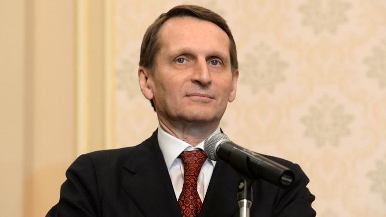 West's lack of morals & disregard for law caused current political crisis – Duma speaker