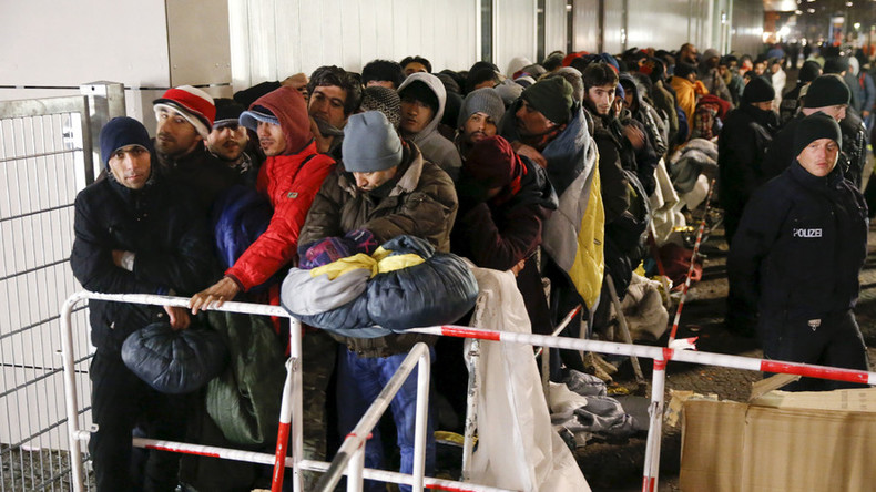 Asylum seekers to cost Germany €50bn within 2 years – forecast