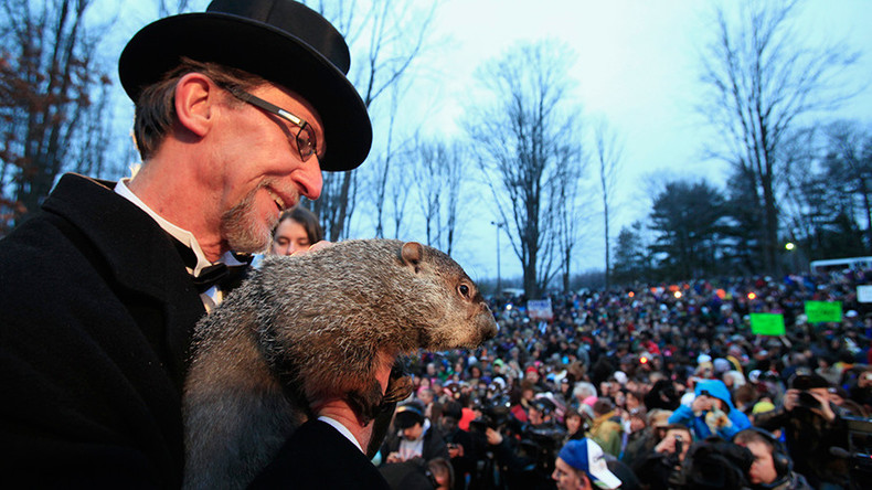 It's Groundhog Day: Is winter finally over? (VIDEO)