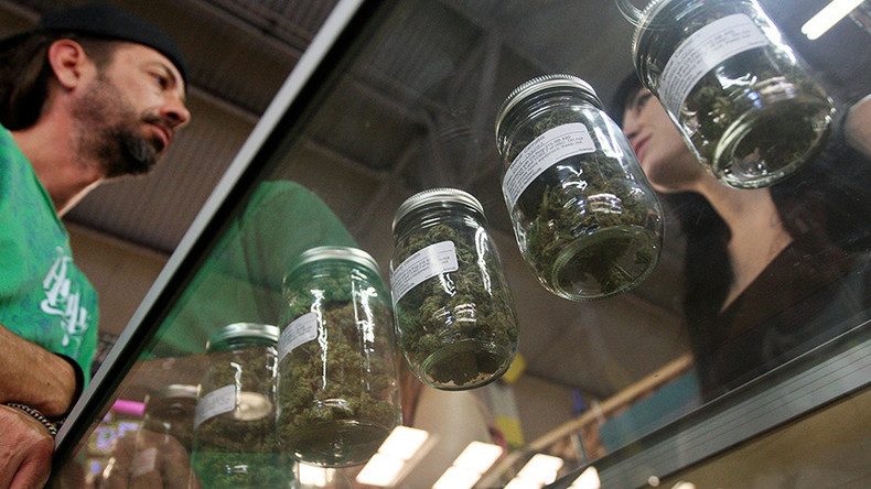 Adult marijuana sales soar 184% as weed business blooms across US – report