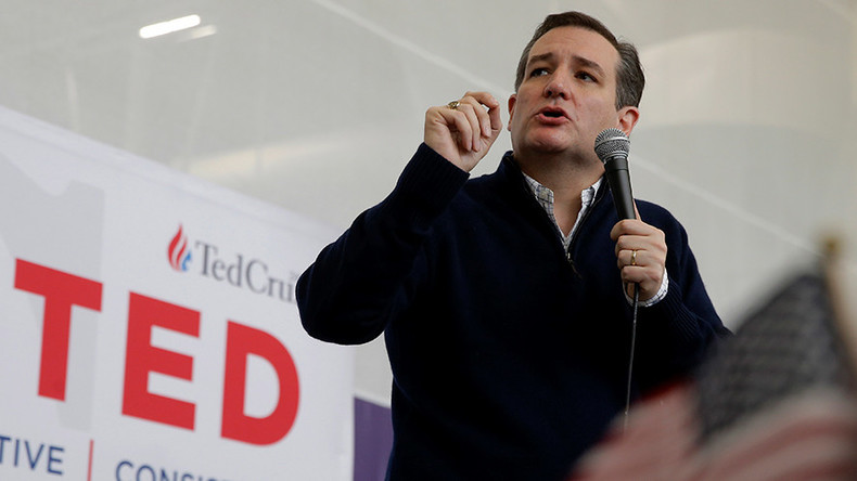 Ted Cruz upsets Trump, winner of Republican Iowa Caucus