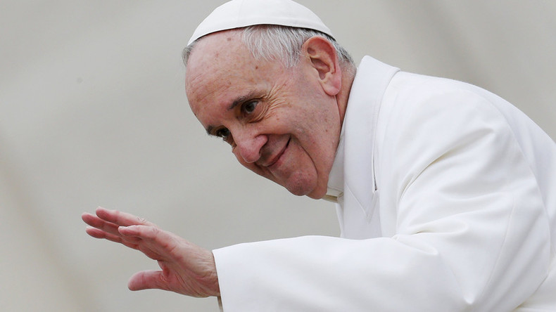 'Beyond the Sun': Pontiff to feature in very own movie