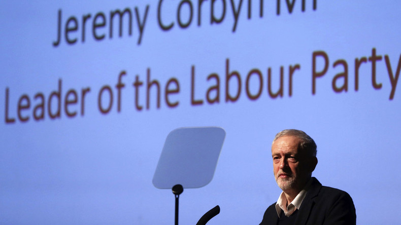 Incorruptible? Corbyn lectures wealthy Labour donors on workers' rights