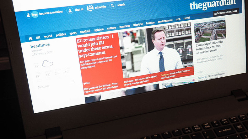 'Toxic' topics: Guardian removes comments section from Islam, immigration, race articles