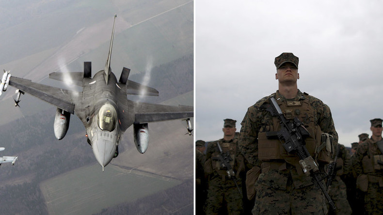 Russian jets + American boots = Neocon madness in Syria
