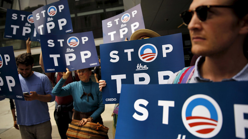 TPP 'fundamentally flawed,' should be resisted - UN human rights expert