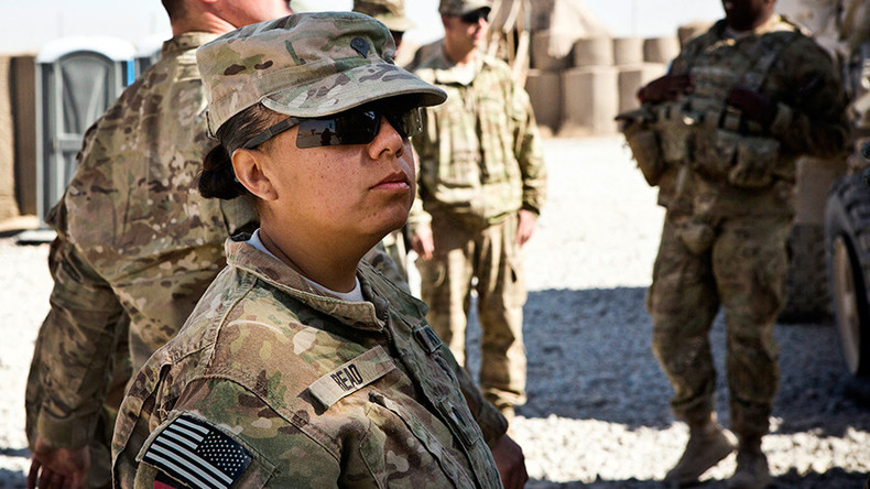 Taste of equality: Army, Marines chiefs say women should register for draft