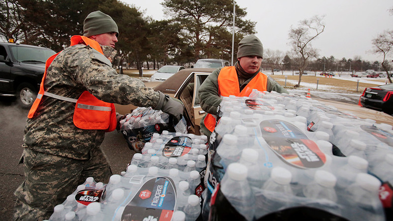 $100 million lawsuit filed over Flint Legionnaires' outbreak as FBI joins probe of water