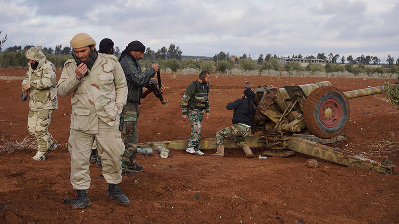 Syrian forces fend off large-scale jihadist attack in Hama countryside