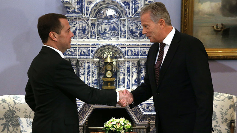 Austria condemns anti-Russian sanctions; confirms commitment to Nord Stream-2 (VIDEO)