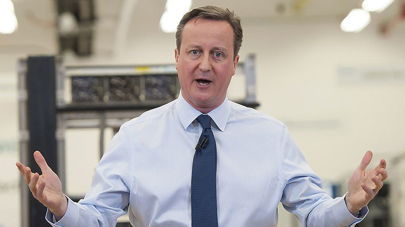 EU referendum: Cameron hints at June 23 vote amid Tory and union splintering