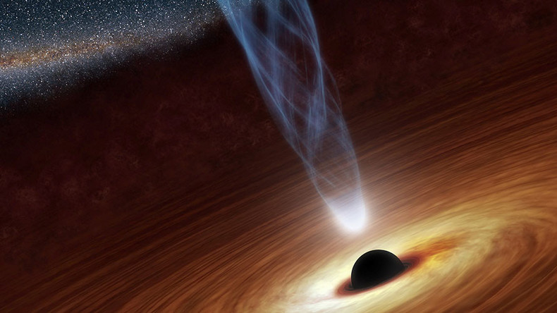 'Mini' black holes could power world's electricity, but destroy civilization – Stephen Hawking