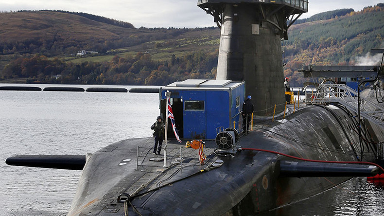 Unarmed nuclear subs plan 'dangerous nonsense' says former Navy chief