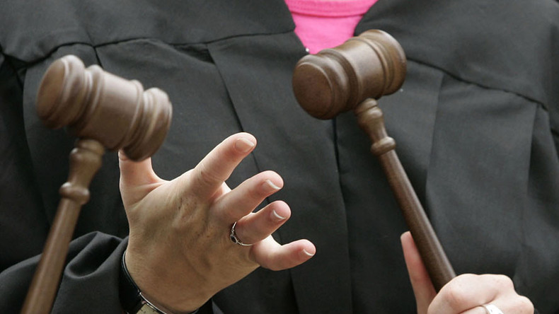 'White, middle-class, male courtrooms don't reflect modern Britain,' says female judge