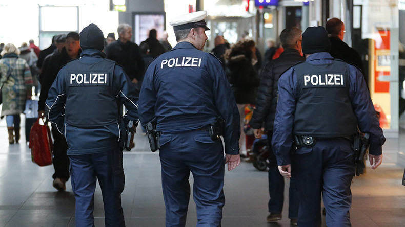 German police detain 4 alleged Islamists suspected of plotting attacks in Berlin