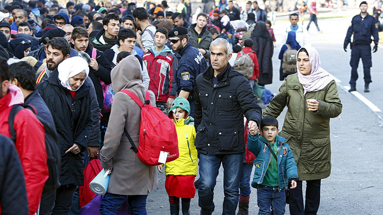 'Breeding ground for radicalization': Youth in Austrian refugee camp lack meaningful routine