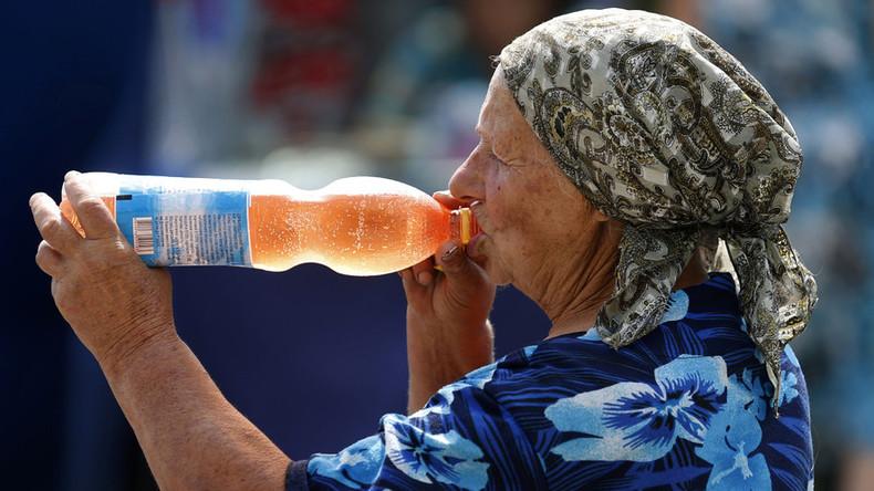Russia considering tax on junk food