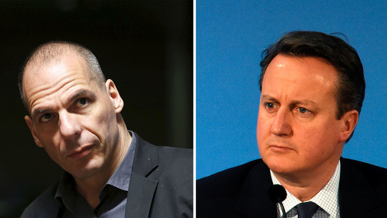 Anti-democratic, unaccountable EU unfazed by Cameron's reforms – Yanis Varoufakis