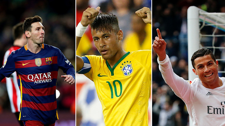 Will the Chinese Super League woo Messi, Neymar and Ronaldo?