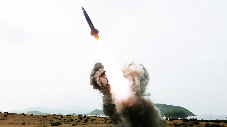 US says N. Korea ready for missile launch by Monday