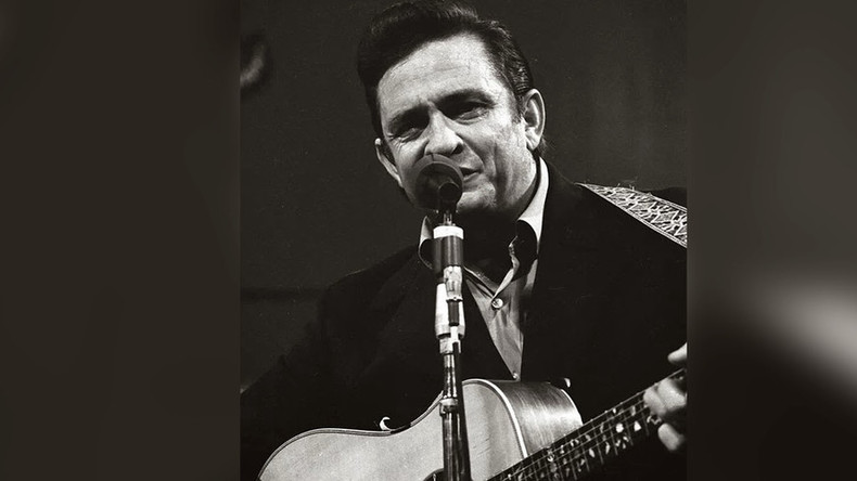 Spider in black: Scientist names tarantula after Johnny Cash