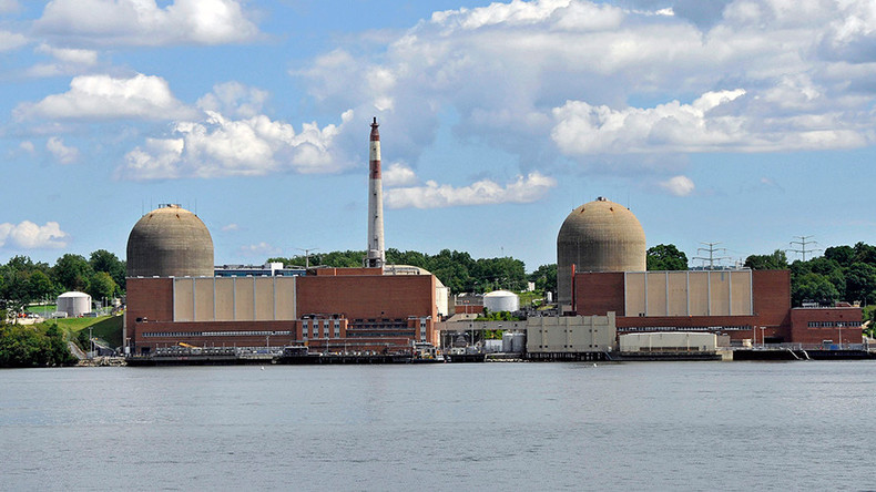 '65,000% radioactivity spike': New York Gov. orders probe into water leak at Indian Point