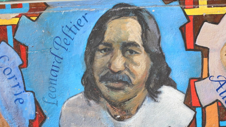 American Indian activist Leonard Peltier marks 40 years in prison