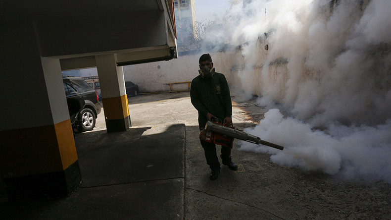 Over 3,100 pregnant women in Colombia infected with Zika