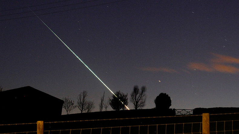 Universal karma? Indian man believed first to be killed by meteorite (GRAPHIC VIDEO)