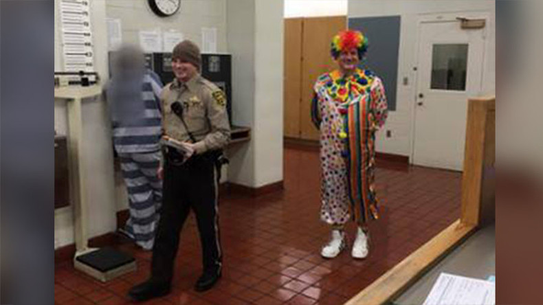 Clown arrested for drunk driving in Alabama (PHOTOS)