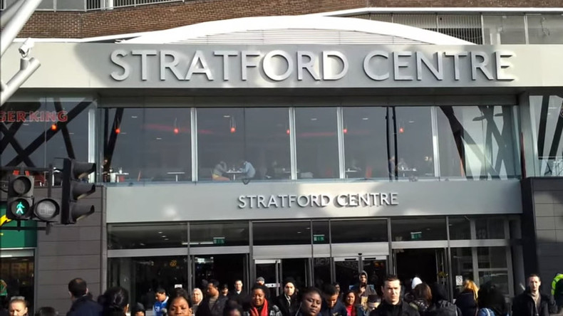 Bomb scare forces London Stratford shopping center into lockdown