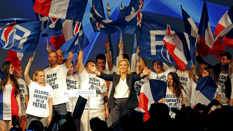 ISIS declares rallies of France's National Front are 'prime targets'