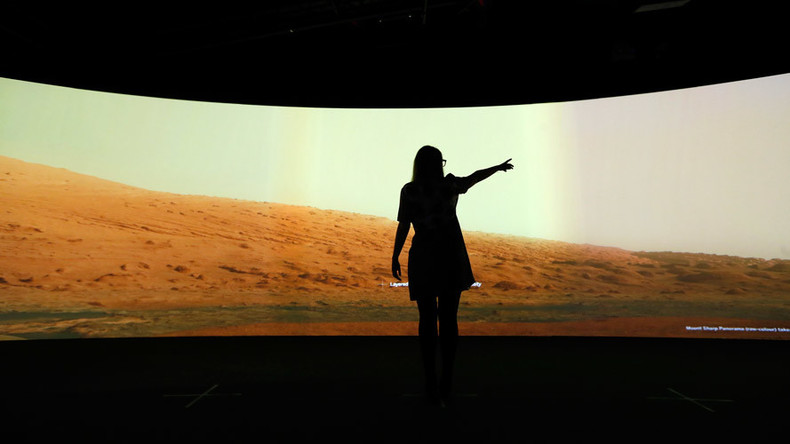 360-degree view of Mars dunes offers glimpse into virtual space travel